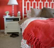 Schlafzimmer Farbideen  für eine stimmungsvolle Atmosphäre