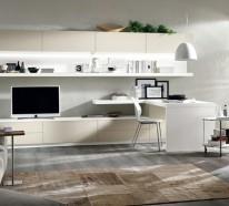 Wohnzimmer Einrichtungsideen im minimalistischen Stil