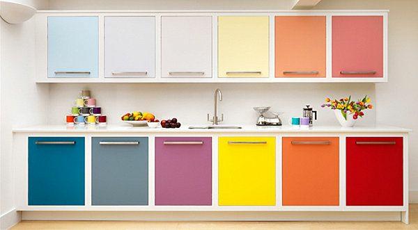 Küchenrenovierung ideen  Küchenfronten austauschen oder erneuern- die clevere Küchenrenovierung
