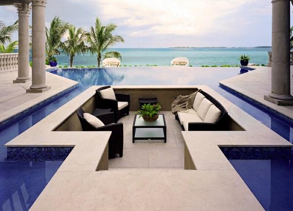 Sitzecken Im Garten Die Stilvolle Erscheinung Ihres Zuhauses