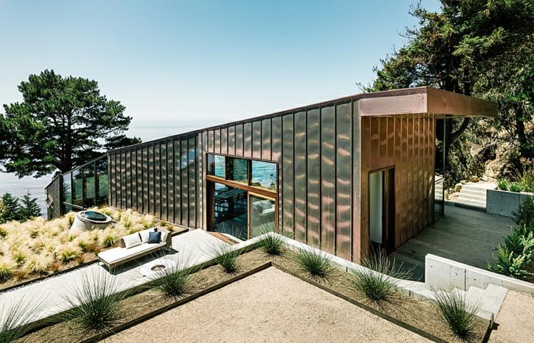 gartenideen-modernes-architektenhaus-pazifik-grüne-architektur