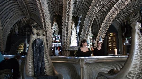 bar restaurant design interior ideen schweiz toll