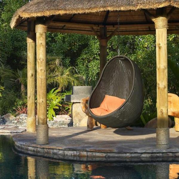 50 korbh ngesessel coole wohnideen f r h ngesessel mit gestell. Black Bedroom Furniture Sets. Home Design Ideas