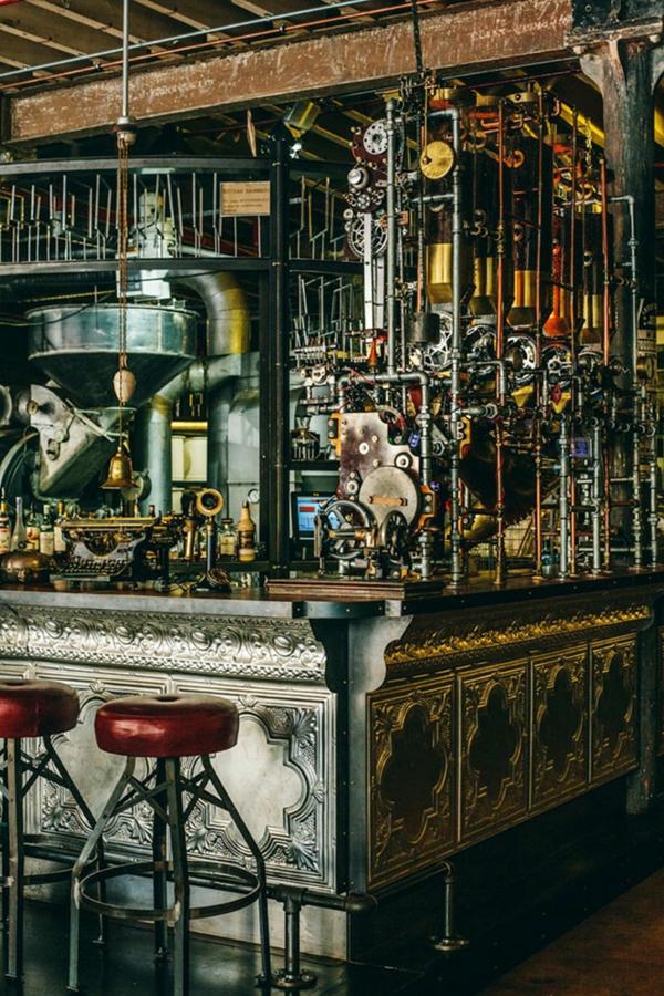 bar restaurant einrichtung truth cafe südafrika