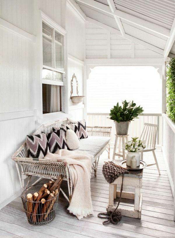 Terrassengestaltung beispiele 40 inspirierende ideen for Verande arredate