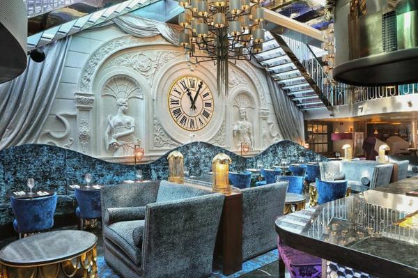 Stunning Innovatives Decken Design Restaurant Pictures - Home ...