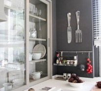 Wandfarbe Grautöne – im Einklang mit der Mode bleiben