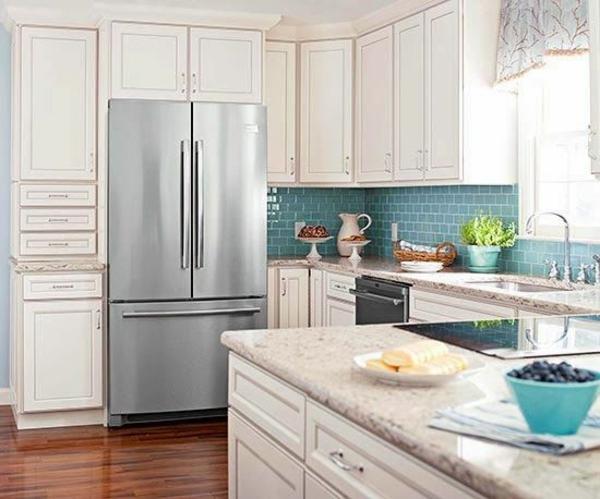 küchenideen küchenfronten austauschen alte küchenschranktüren