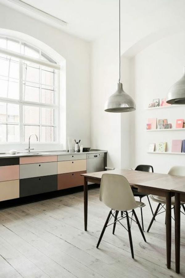 küchenschränke bekleben mit folie farbakzente küchenfronten erneuern
