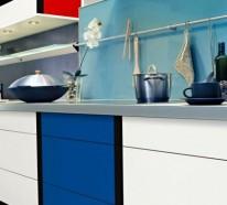 Küchenschränke bekleben – Wie kann man alte Küchenfronten leicht erneuern