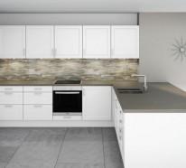 Keramikarbeitsplatten - Woraus besteht die moderne Küchenarbeitsplatte