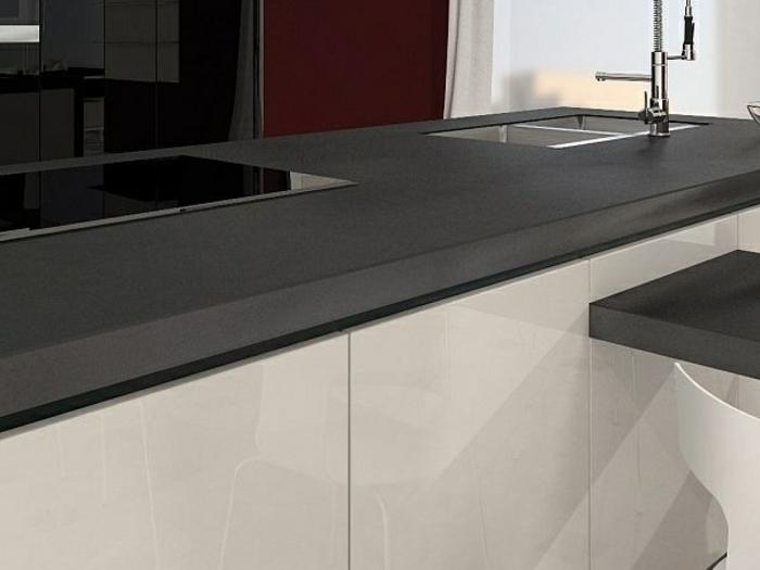 keramikarbeitsplatten küchenarbeitsplatten aus keramik röhm küchen design