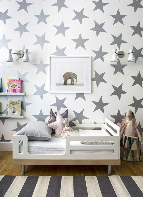 Babyzimmer deko sterne  Chestha.com | Wolken Idee Babyzimmer