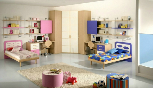Deko ideen fur kleine kinderzimmer ~ brimob.com for .