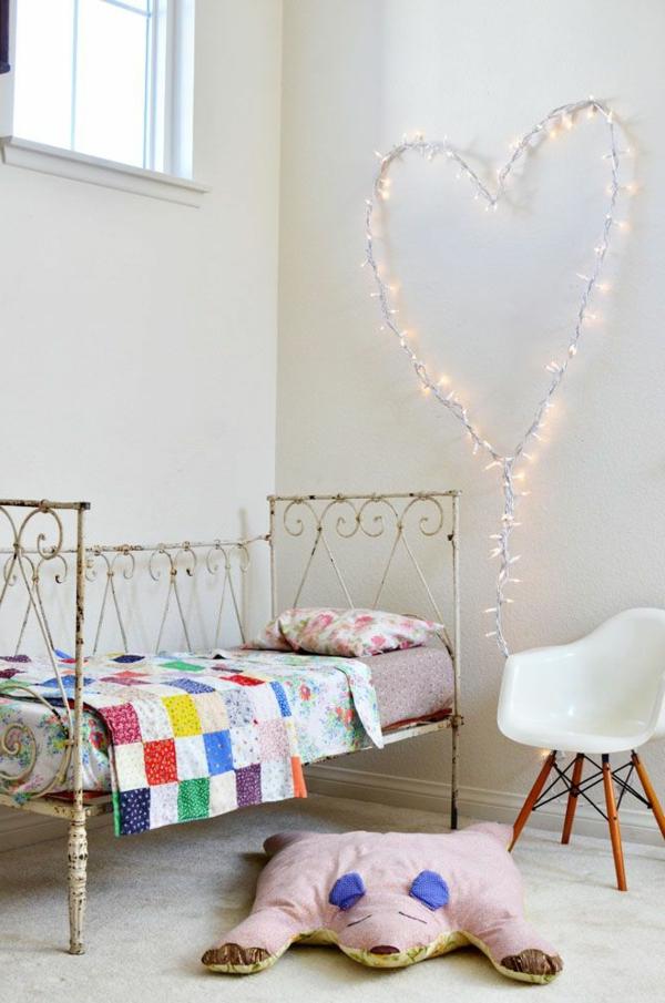 kinderzimmer gestalten ideen deko niedlich liebevoll vintage
