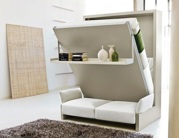 raumsparendes klappbett smarte sofa systeme. Black Bedroom Furniture Sets. Home Design Ideas