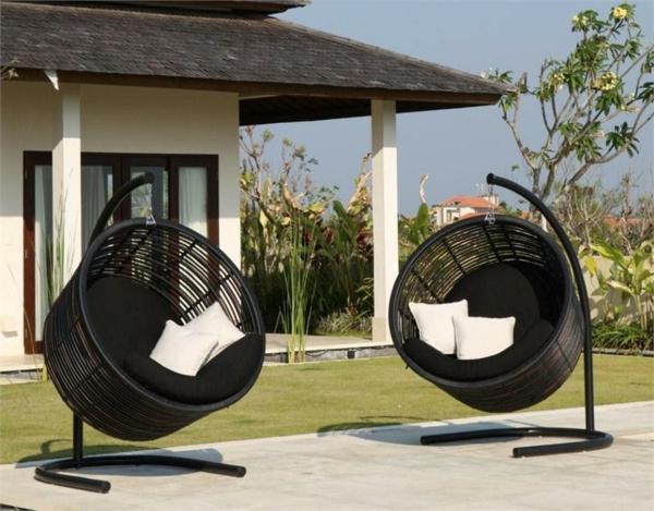 50 korbh ngesessel coole wohnideen f r h ngesessel mit. Black Bedroom Furniture Sets. Home Design Ideas
