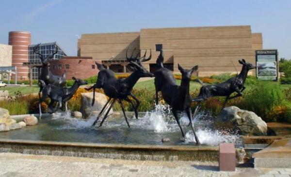 kunstwerke art weltweit skulpturen eiteljorg museum