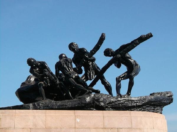 kunstwerke meisterwerke labor statue