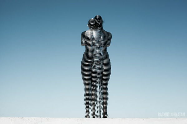 skulpturen und statuen statue of love
