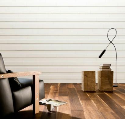 kunststoffpaneele streichen wandverkleidung in einer. Black Bedroom Furniture Sets. Home Design Ideas