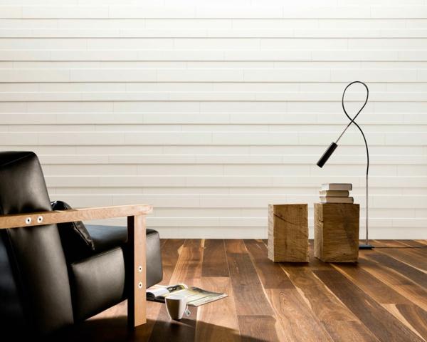 kunststoffpaneele streichen wandgestaltung ideen wandfarbe weiß