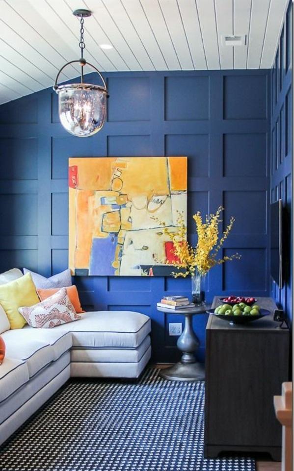 Kunststoffpaneele streichen - Wandverkleidung in einer frischen Farbe