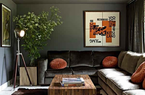 Inneneinrichtung Wohnzimmer Planen : led beleuchtung für wohnzimmer ...