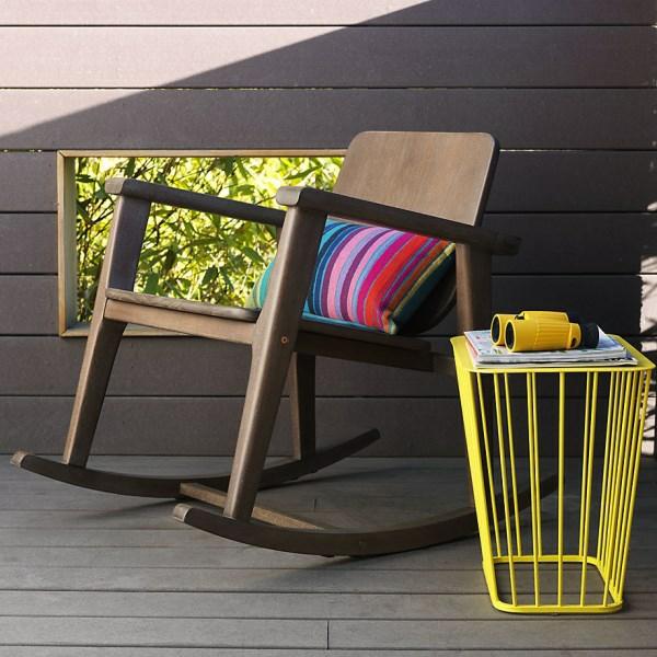 möbel exklusive gartenmöbel outdoor schaukelsessel