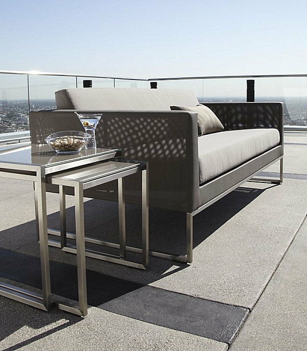 Exklusive Gartenmobel Lounge