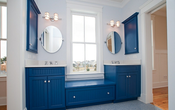 luxus badezimmer design badmöbel