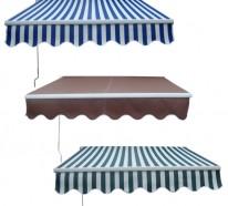 Markisenstoff austauschen – professioneller Sonnenschutz auf der Terrasse