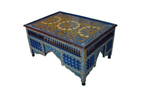15 orientalische Möbel  marokkanische Tisc