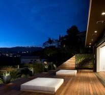 40 Ideen für Outdoor Bett – die pächtige Deko für Ihren Garten