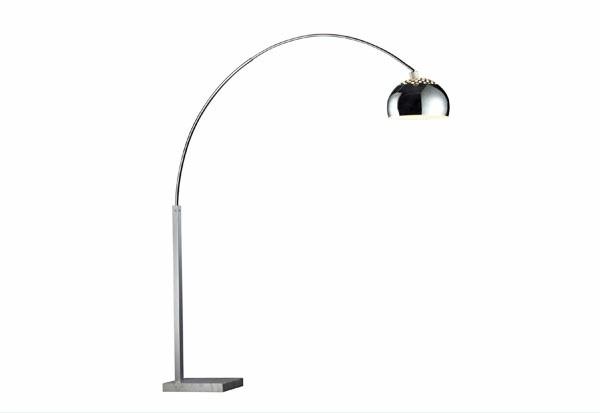 Stehleuchten designer stehlampen bogenlampe