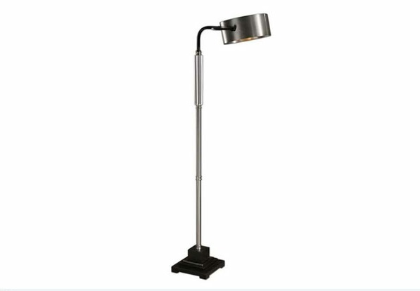 moderne Stehleuchten designer stehlampen schwarz