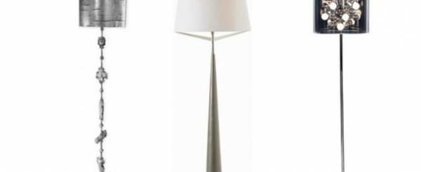 moderne Stehleuchten designer stehlampen stil