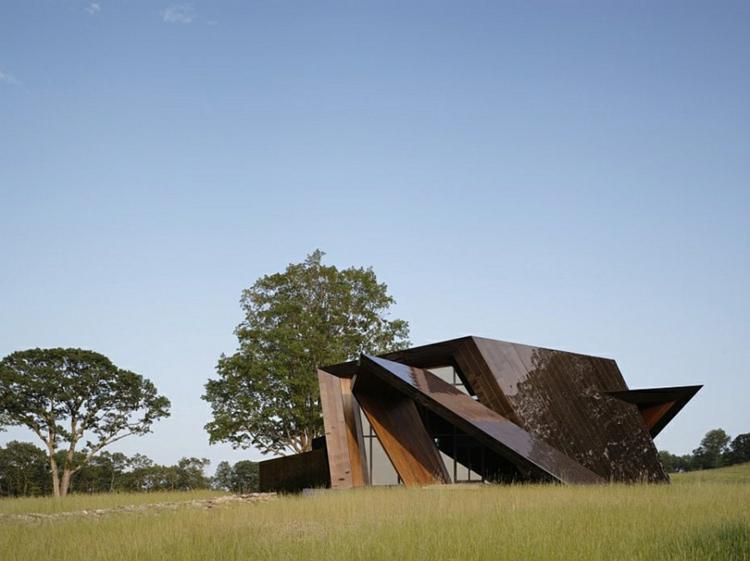 moderne architektur Daniel Libeskind 18.36.54 House