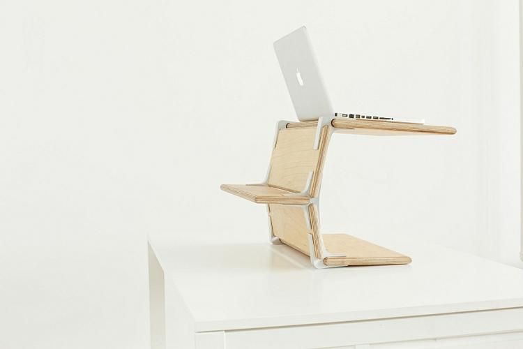 Moderne Designermobel Die Sich Ohne Werkzeuge Konstruieren Lassen