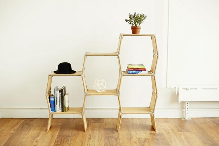 Moderne designerm bel die sich ohne werkzeuge konstruieren lassen - Mobel transportieren lassen ...