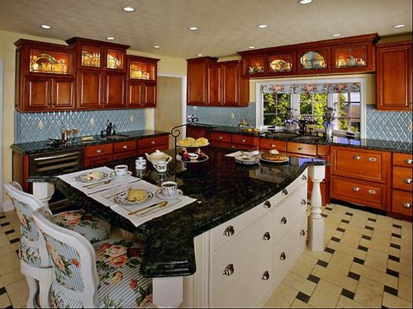 küche küchenblock freistehend kücheninsel groß schrank