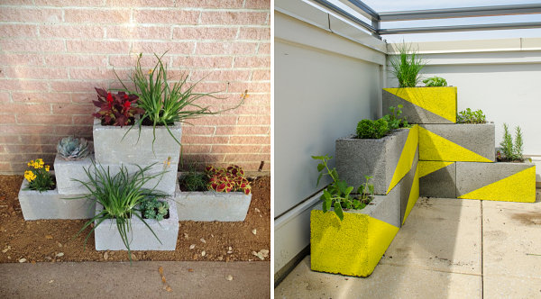 moderne terrassengestaltung balkonpflanzen pflanzenkasten gestalten