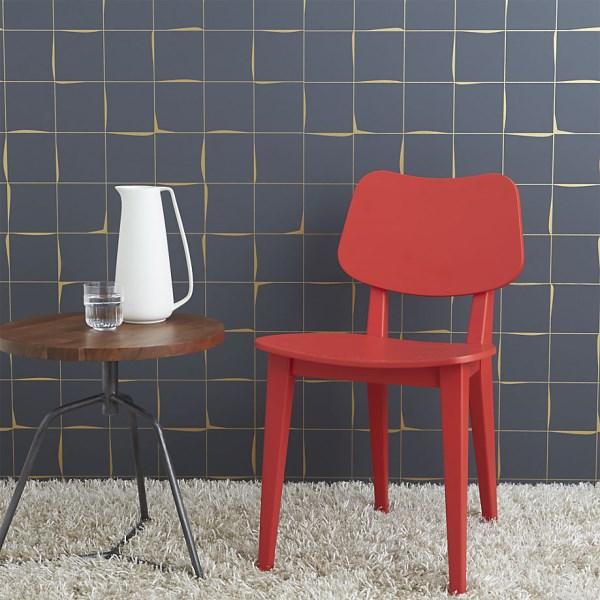 moderne wohnideen kreative wandgestaltung geometrische muster