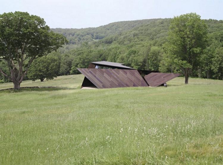 modernes architektenhaus architekten Daniel Libeskind studio 18.36.54 House