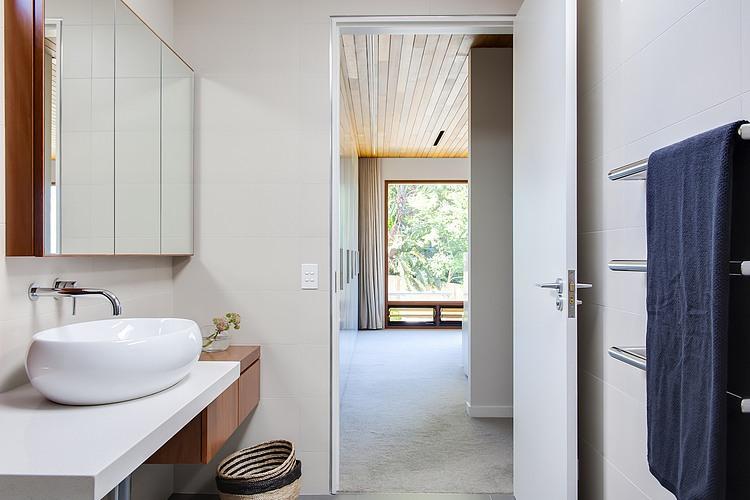 modernes haus Coogee Residenz moderne inneneinrichtung badezimmer gestalten