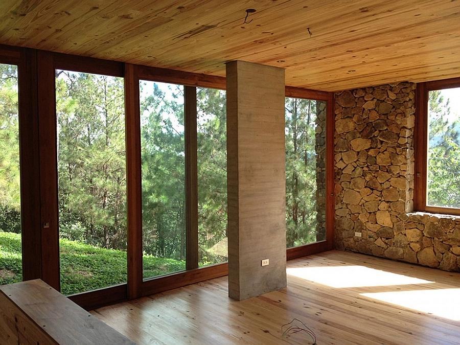 nachhaltige architektur ein umweltfreundliches luxushaus. Black Bedroom Furniture Sets. Home Design Ideas