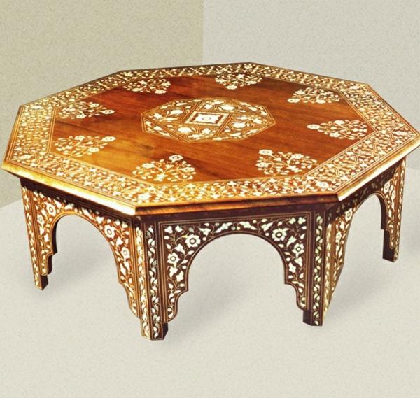 Marokkanische Tische