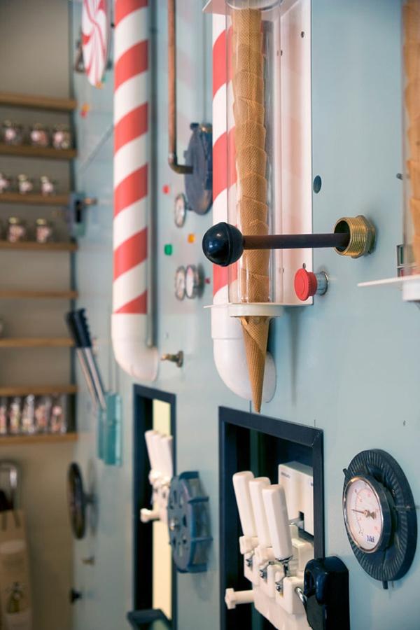 bar restaurant einrichtung außerordentlich rocambolesc cafe spanien