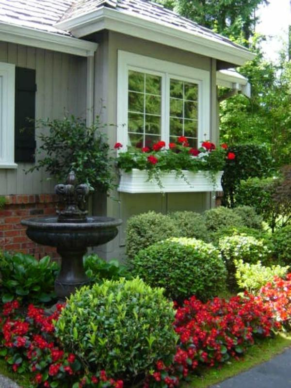 patio ideen vorgarten gestaltung dekoideen garten vorhof