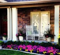 Patio Design Ideen – Vorgarten gestalten